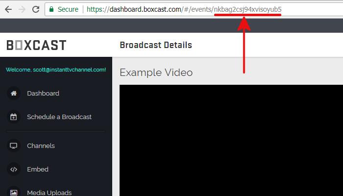 Roku Developer Help - BoxCast